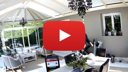 Vidéo démonstration caméra IP 1080P