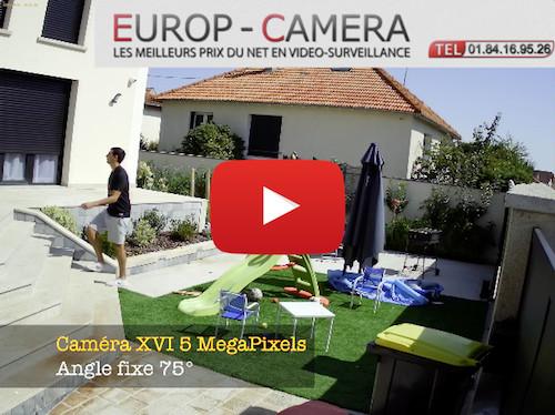 Vidéo de démonstration XVI 5 MegaPixels